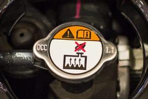Engin Warning Label